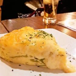 平野さんの小松菜キッシュ