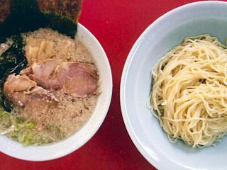 ネギつけ麺