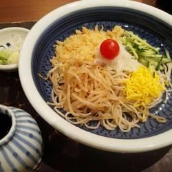 謙徳 蕎麦家 ピアタ本店