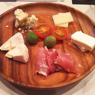 チーズのおつまみセット