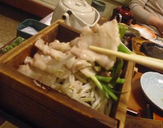鹿児島県産黒豚お一人蒸し鍋・天ぷら・握り鮨 宴会御膳コース