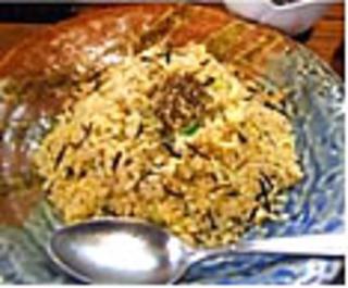 玄米チャーハン