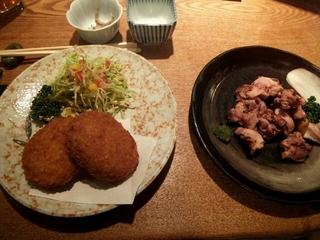 薩摩地鶏の炙り焼き