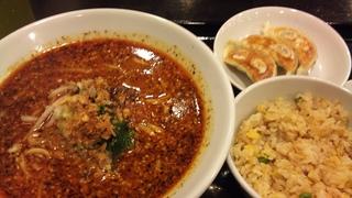 特製坦々麺セット