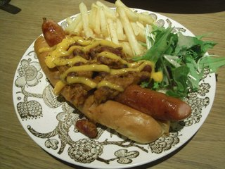 Glorious hotdog