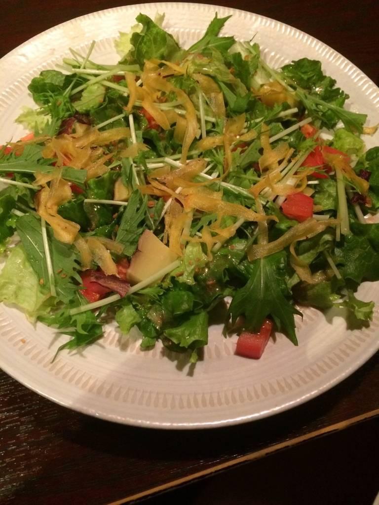 九州恵みのサラダ