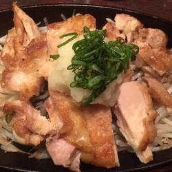 九州甘醤油の鶏テキ