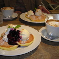 [カフェ]pancake&coffee ease cafe
