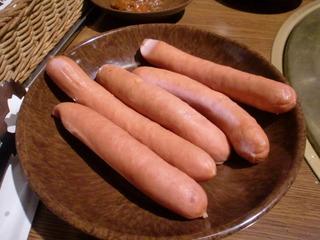 和豚もちぶたウインナー