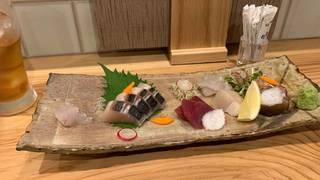 握り寿司入りコース
