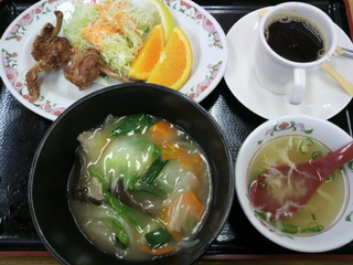 中華飯モーニング
