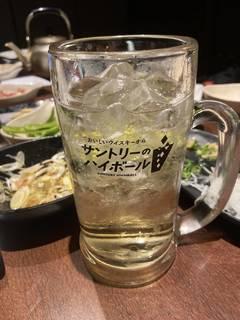 5円ハイボール