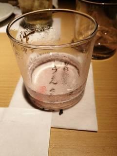 ローズ梅酒