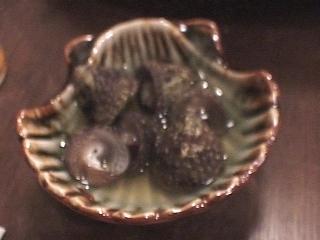 尻高貝の煮物