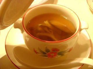 季節の薬膳スープ