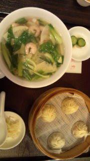 叉焼麺セット