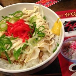 マヨだく餃子丼