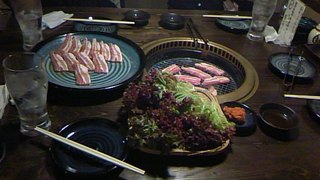 サムギョプサル食べ放題ランチ