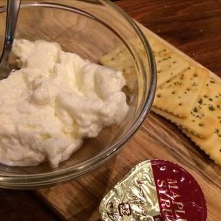 ハニーチーズ豆腐