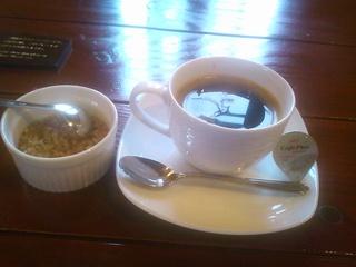 コーヒーエスプレッソ