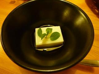 とろーり豆乳杏仁