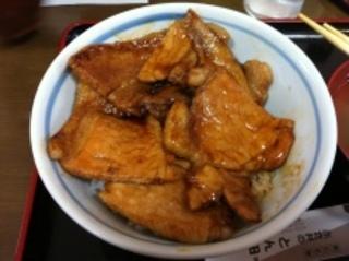 豚丼 ロース