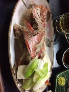 地魚のマース煮