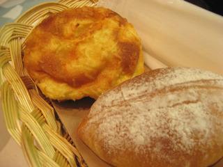 柚子クリームパン