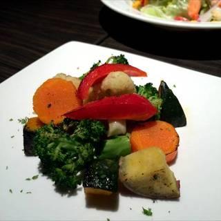 季節の野菜のマリネ
