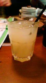 梅酒りんご
