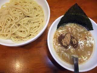 コク濃煮干しつけ麺(300g)