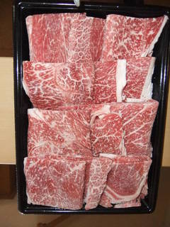 飛騨牛 焼肉用肉