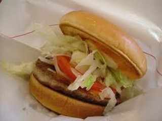 サウザン野菜バーガー