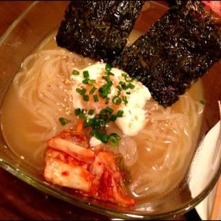 冷麺(太麺)