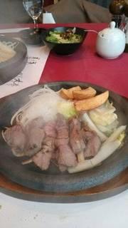 神戸牛ステーキ フルコース