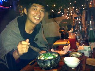 おぼろ豆腐チゲ