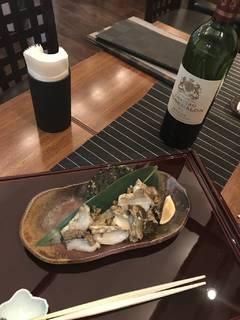 アワビ踊り焼きステーキ