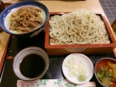 ミニ生姜焼き丼セット
