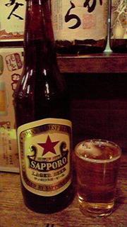サッポロ 瓶ビール
