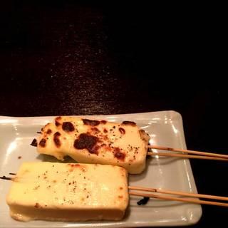 クリームチーズ串