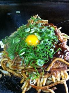まんぼ焼(うどん)