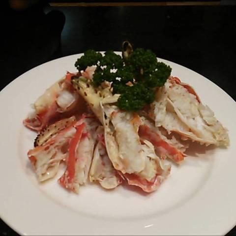 焼タラバ蟹