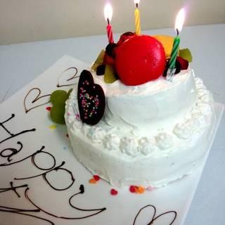 豪華2段ケーキ付2h[飲放]7品 5000円コース