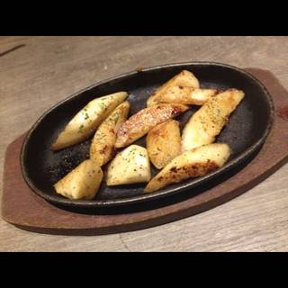 山芋サクサク焼き