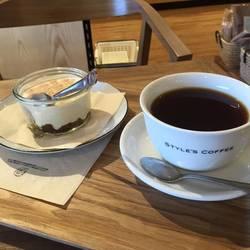 スタイルズコーヒー モザイク港北店