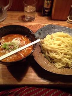 辛味つけ麺
