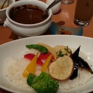 焙煎野菜カレー