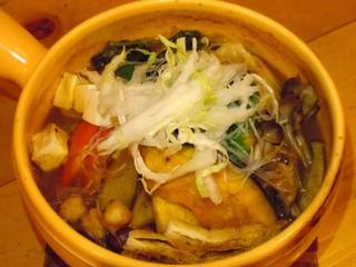 旬野菜カレー