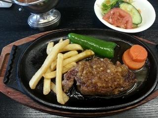 牛ヒレ肉のコース