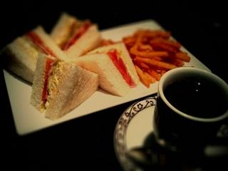 サンドウィッチ ランチセット
